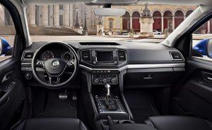 Volkswagen Amarok 2016 dashboard infotainment navigatie