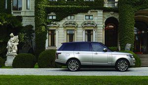 Range Rover modeljaar 2017