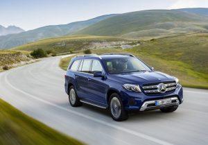 Mercedes SUV uit Duitsland importeren BPM berekenen