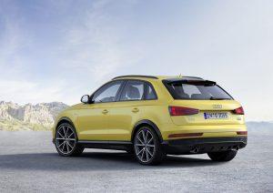 Audi Q3 vernieuwd