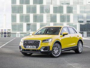 Audi Q2 instapversie