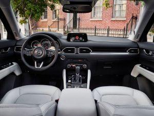 Mazda CX-5 interieur 2017