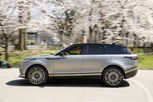 Range Rover Velar Ellie Goulding