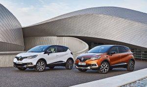 nieuwe Renault Captur 2017