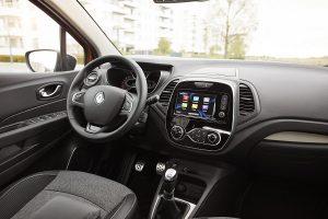 nieuwe Renault Captur interieur 2017