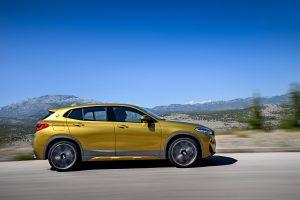 De nieuwe BMW X2