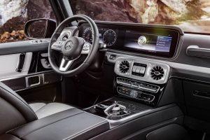 Mercedes-Benz G klasse 2018