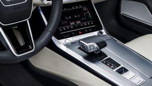De S-tronic in de Audi A7 cockpit