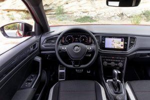 Volkswagen T-Roc met 150 pk 1.5 TSI DSG