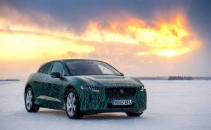 Jaguar I-PACE laadt snel op, bestelbaar in Nederland vanaf 1 maart 2018