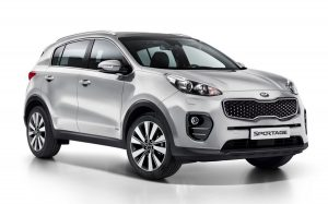 Kia Sportage financial lease